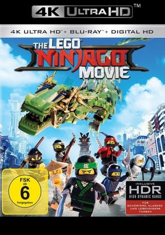 The Lego Ninjago Movie - 4K Ultra HD Blu-ray + Blu-ray (4K Ultra HD)