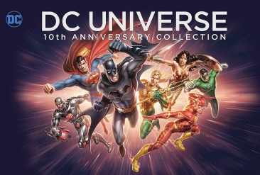 DC Universe 10th Anniversary Collection (Blu-ray)