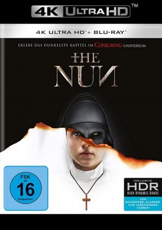 The Nun - 4K Ultra HD Blu-ray + Blu-ray (4K Ultra HD)