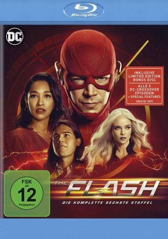 The Flash - Staffel 06 (Blu-ray)