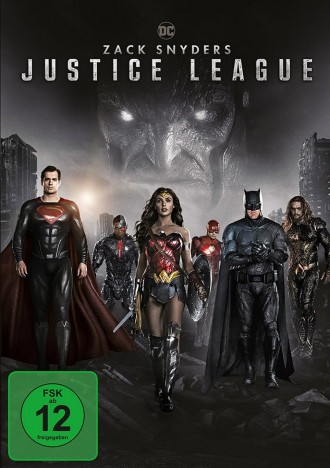 Zack Snyder's Justice League (DVD)