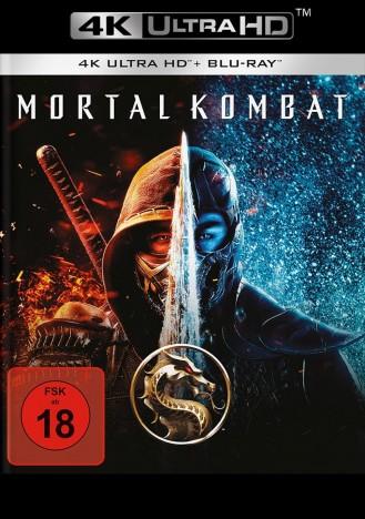 Mortal Kombat - 2021 / 4K Ultra HD Blu-ray + Blu-ray (4K Ultra HD)