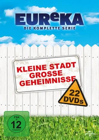 Eureka - Die komplette Serie / 2. Auflage (DVD)