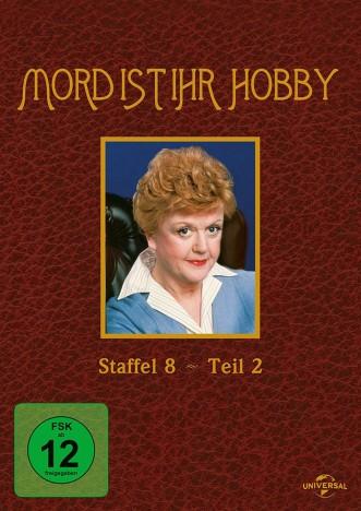 Mord ist ihr Hobby - Season 8 / Vol. 2 (DVD)