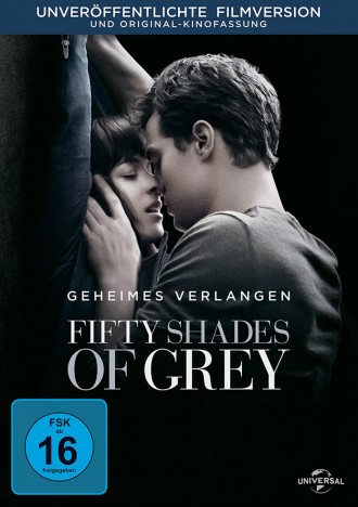 Fifty Shades of Grey - Geheimes Verlangen (DVD)
