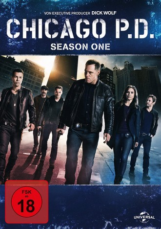 Chicago P.D. - Staffel 01 (DVD)