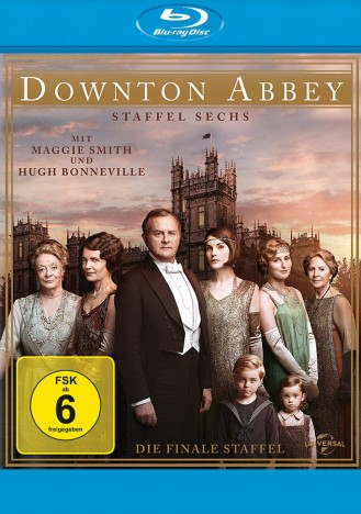 Downton Abbey - Season 06 (Blu-ray)