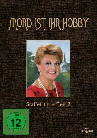 Mord ist ihr Hobby - Season 11 / Vol. 2 (DVD)