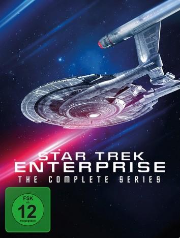 Star Trek - Enterprise - The Complete Series (DVD)