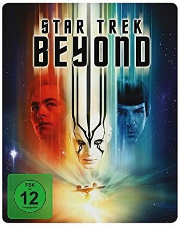 Star Trek - Beyond - Limited Steelbook (Blu-ray)