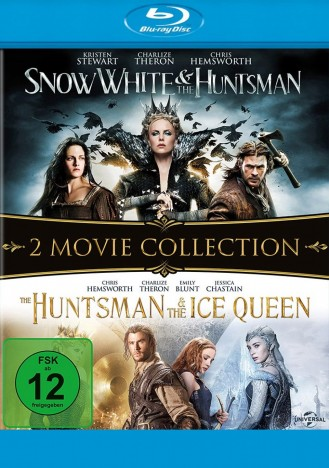 Snow White & the Huntsman & The Huntsman & the Ice Queen (Blu-ray)