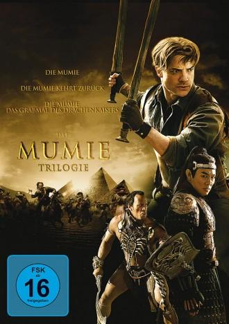 Die Mumie Trilogie (DVD)