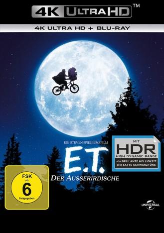 E.T. - Der Ausserirdische - 4K Ultra HD Blu-ray + Blu-ray (4K Ultra HD)