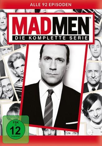 Mad Men - Die komplette Serie / Neuauflage (DVD)