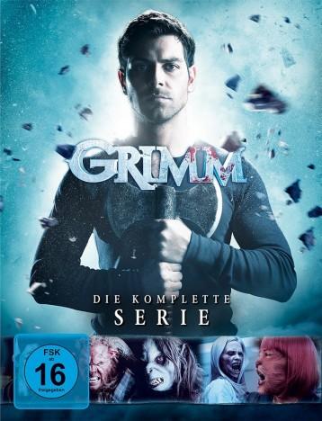 Grimm - Die komplette Serie (DVD)