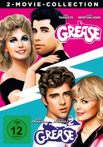 grease auf deutsch