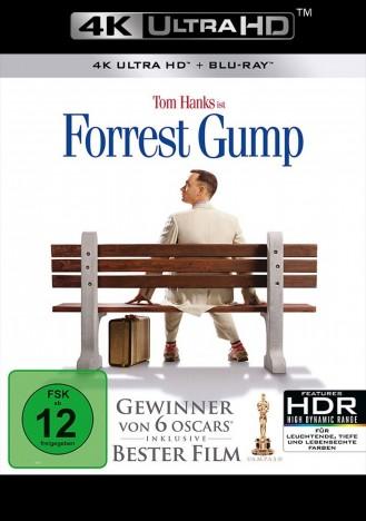 Forrest Gump - 4K Ultra HD Blu-ray + Blu-ray (4K Ultra HD)