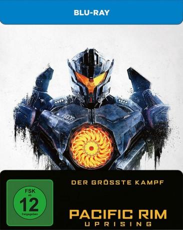 Pacific Rim - Uprising - Limited Steelbook (Blu-ray)