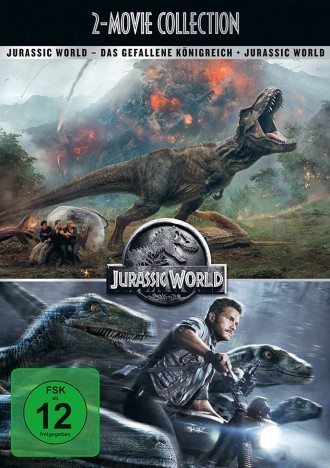 Jurassic World - 2 Movie Collection / 2. Auflage (DVD)