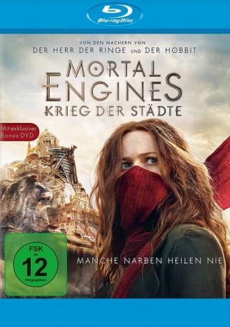 Mortal Engines - Krieg der Städte (Blu-ray)
