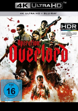 Operation: Overlord - 4K Ultra HD Blu-ray + Blu-ray (4K Ultra HD)