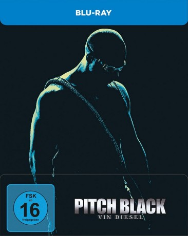 Pitch Black - Planet der Finsternis - Limited Steelbook (Blu-ray)