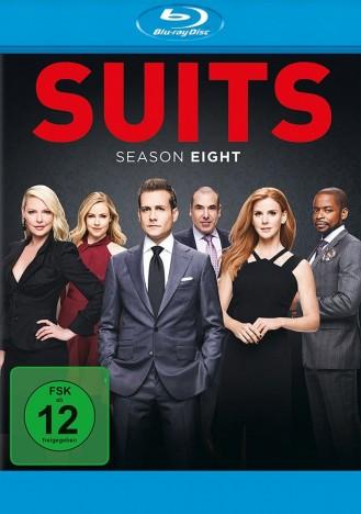 Suits - Staffel 08 (Blu-ray)