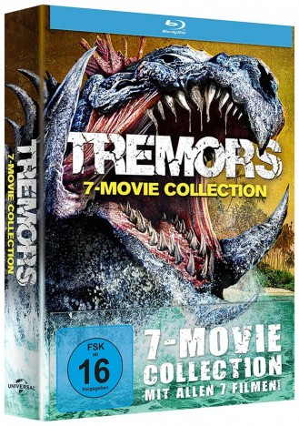 Tremors - 7-Movie Collection (Blu-ray)