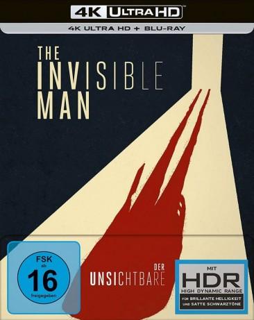 Der Unsichtbare - 4K Ultra HD Blu-ray + Blu-ray / Limited Steelbook (4K Ultra HD)