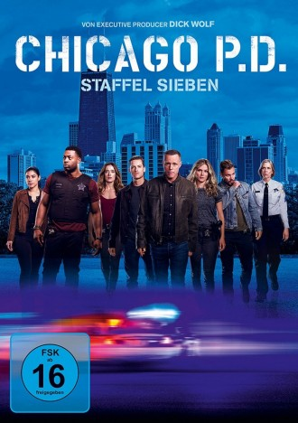 Chicago P.D. - Staffel 07 (DVD)