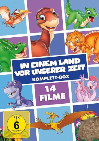 In einem Land vor unserer Zeit - Komplettbox / Alle Filme (DVD)
