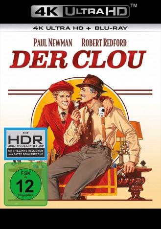 Der Clou - 4K Ultra HD Blu-ray + Blu-ray (4K Ultra HD)