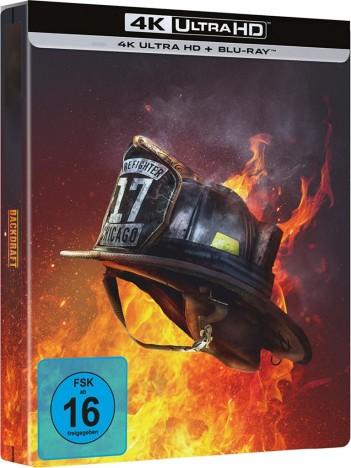 Backdraft - Männer, die durchs Feuer gehen - 4K Ultra HD Blu-ray + Blu-ray / Steelbook (4K Ultra HD)