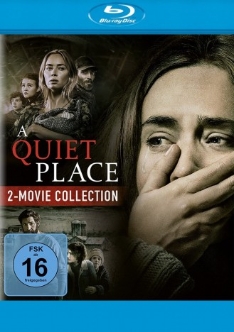 A Quiet Place - 2-Movie Collection (Blu-ray)