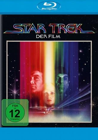 Star Trek I - Der Film - Remastered (Blu-ray)