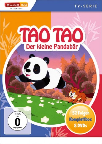 Tao Tao - Komplettbox (DVD)