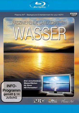Faszinierende Landschaften: Wasser (Blu-ray)