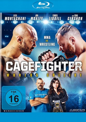 Cagefighter: Worlds Collide (Blu-ray)