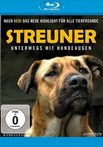 Streuner - Unterwegs mit Hundeaugen (Blu-ray)
