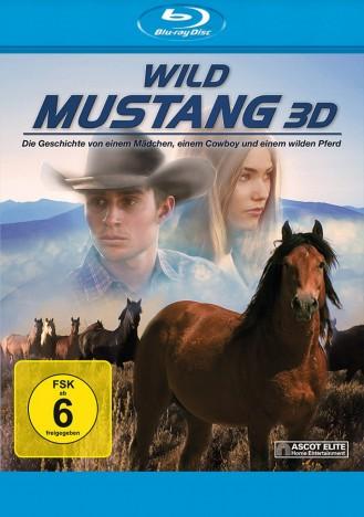 Wild Mustang 3D - Blu-ray 3D (Blu-ray)
