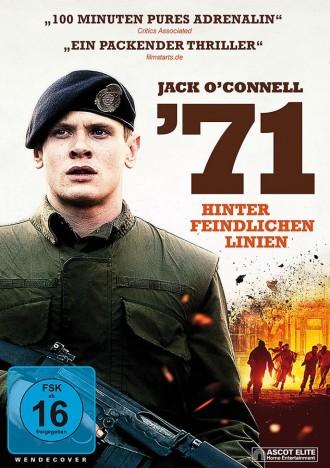 '71 - Hinter feindlichen Linien (DVD)