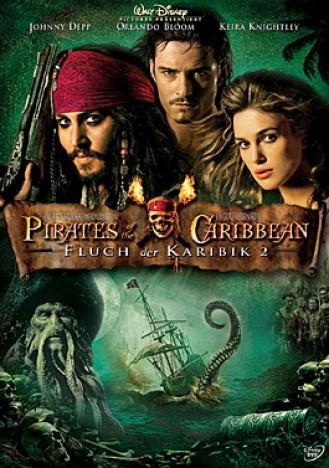 Pirates of the Caribbean - Fluch der Karibik 2 (DVD)