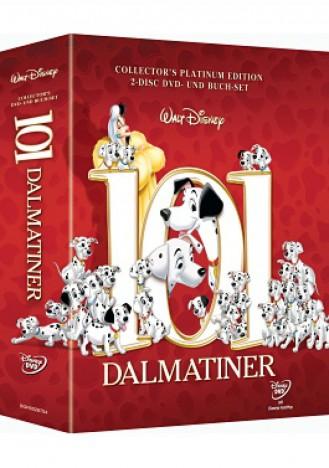 101 Dalmatiner - Collectors Platinum Edition (DVD)