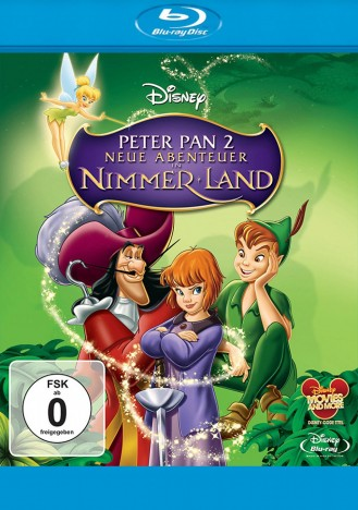 Peter Pan 2 - Neue Abenteuer in Nimmerland - Special Edition (Blu-ray)