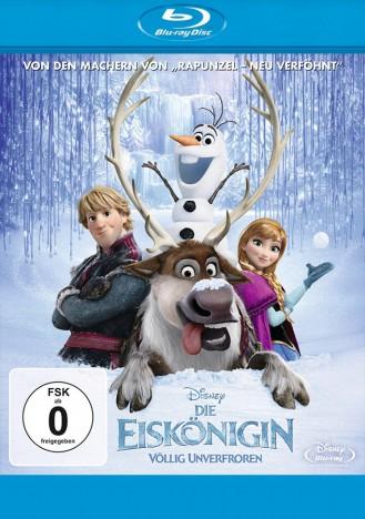 Die Eiskönigin - Völlig unverfroren (Blu-ray)