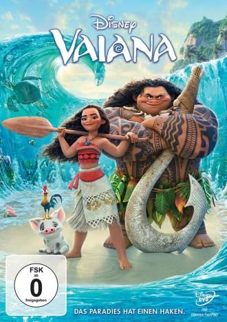 Vaiana (DVD)