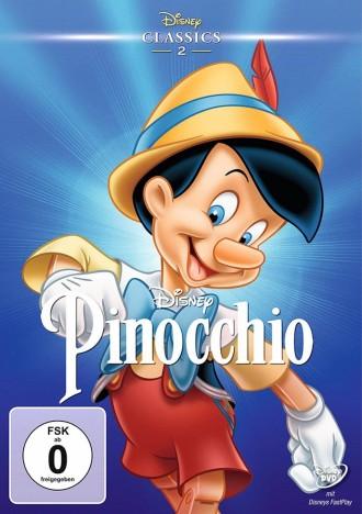 Pinocchio - Disney Classics (DVD)