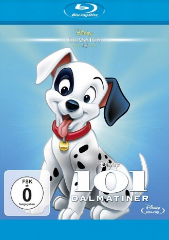 101 Dalmatiner - Disney Classics (Blu-ray)