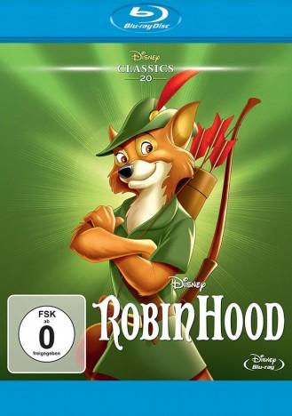 Robin Hood - Disney Classics (Blu-ray)