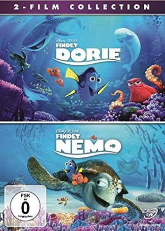 Findet Nemo & Findet Dorie - 2-Film Collection (DVD)